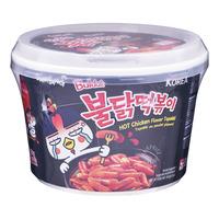 Samyang Hot Chicken Instant Topokki - Bowl