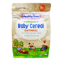 Healthy Times Organic Cereal - Oatmeal
