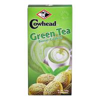 Cowhead Butter Cookies - Green Tea