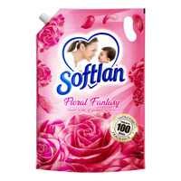 Softlan Anti-Wrinkles Fabric Conditioner Refill - Floral Fantasy