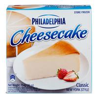 Philadelphia Classic Cheesecake - New York Style