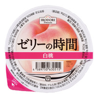 Irodori Sweets Fruit Jelly - Peach