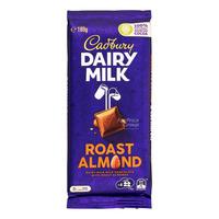 Cadbury Chocolate Block - Roast Almond