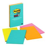 3M Post-It Sticky Notes - Super Sticky (Miami)
