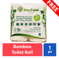 FREE Bamboo Toilet Roll