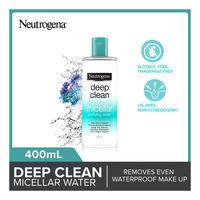Neutrogena Deep Clean Micellar Purifying Water