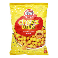OLW Cheez Ballz - Cheesy Nacho