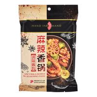 Hand In Hand Seasoning Paste - Spicy Mala Hotpot