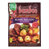 Bamboe Instant Balado Spices (Bumbu Balado)