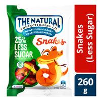 TNCC Gummies - Snakes (Less Sugar)