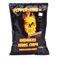 XOX Pepper-King Chips - Habanero Kessel