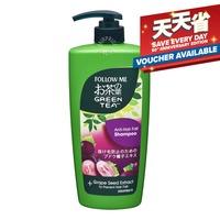 Follow Me Green Tea Shampoo - Anti-Hair Fall