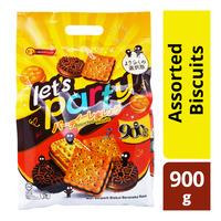 Shoon Fatt Assorted Biscuits - Let's Party