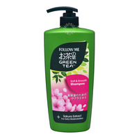 Follow Me Green Tea Shampoo - Soft & Smooth
