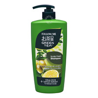 Follow Me Green Tea Shampoo - Scalp Fresh