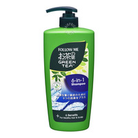 Follow Me Green Tea Shampoo - 6-in-1