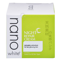 Nano White Repair Cream - Night