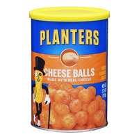 Planters Cheese Balls Crackers