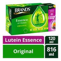 Brand's Essence of Chicken + Lutein Essence