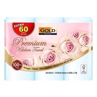 FairPrice Gold Premium Kitchen Towel Rolls