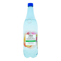 Tesco Flavoured Spring Water - Peach & Passion Fruit