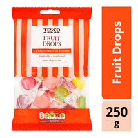 Tesco Fruit Drops