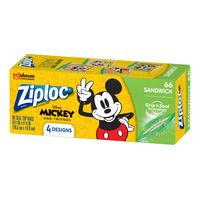 Ziploc Sandwich Bags - Frozen
