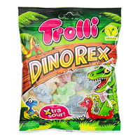 Trolli Gummies - Dinorex (Extra Sour)