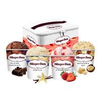 Haagen-Dazs Family Favourites Ice Cream