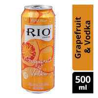 Rio Cocktail Can - Grapefruit & Vodka
