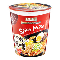 Golden Chef Japanese Instant Cup Noodles - Spicy Miso