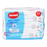 Huggies Pure Clean Baby Wipes