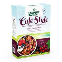 Vogel's Cafe-Style Light Muesli - Berry