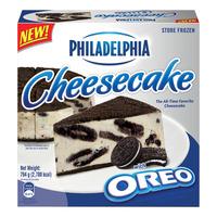 Philadelphia Cheesecake - Oreo