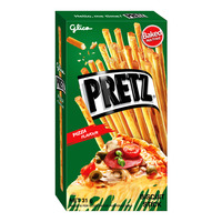 Glico Pretz Stick Biscuit - Pizza