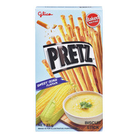 Glico Pretz Stick Biscuit - Sweet Corn
