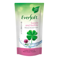 Eversoft Beauty Shower Foam Refill - Supple and Youthful