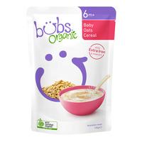 Bubs Organic Baby Cereals - Oats