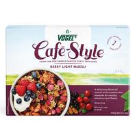 Vogel's Café Style Muesli - Berry Light