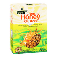 Vogel's Wheat & Oats Clusters - Crunchy Honey