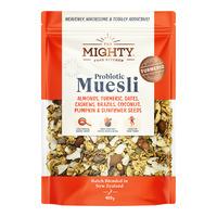The MIghty Food Kitchen Probiotic Muesli - Nuts & Seeds
