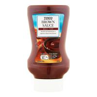 Tesco Brown Sauce