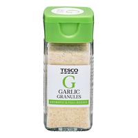 Tesco Dried Granules - Garlic