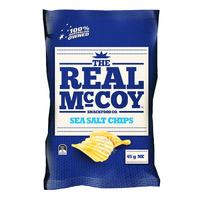 The Real McCoy Chips - Sea Salt