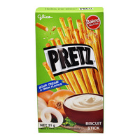 Glico Pretz Stick Biscuit - Sour Cream & Onion