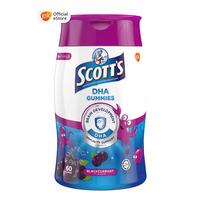 Scotts DHA Gummies - Blackcurant