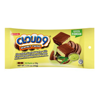 Jack'n Jill Cloud 9 Chocolate Coated Wafer - Kaya Pandan