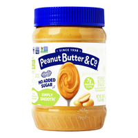 Peanut Butter Company Peanut Butter-SimplySmooth (NoSugarAdded)