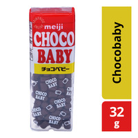 Meiji Chocobaby Cocoa Snack