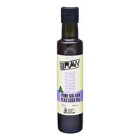 Every Bit Organic Raw Flaxseed Oil